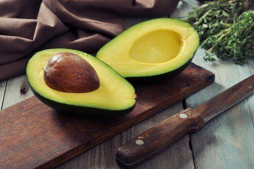 авокадо від сивини