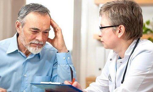 пацієнт у лікаря