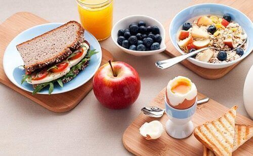 збалансоване харчування