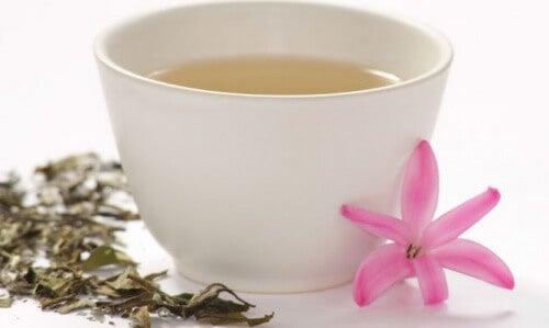 білий чай для втрати ваги