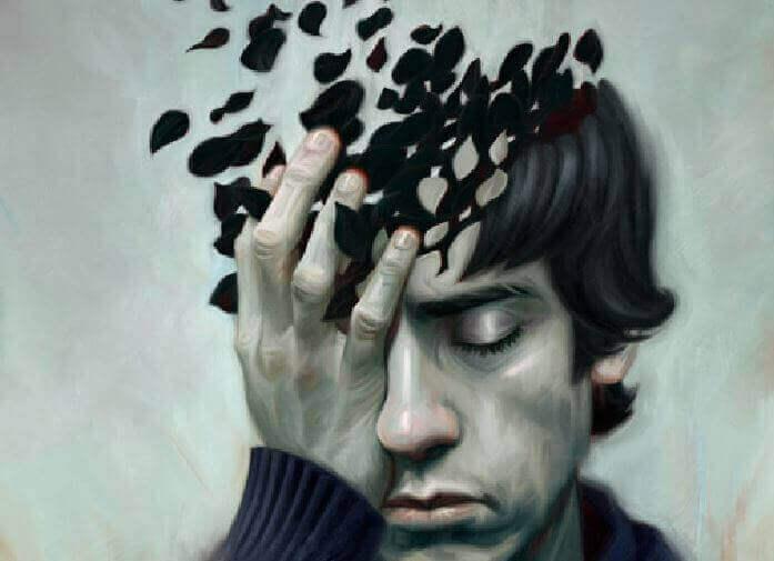 глибока депресія і сум
