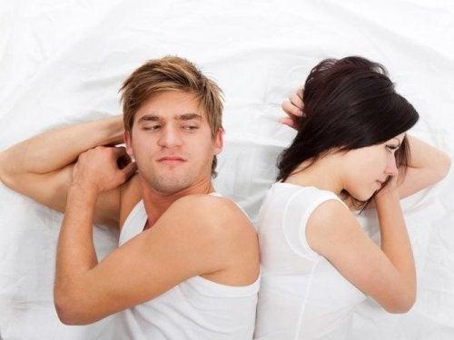 чому треба спати окремо