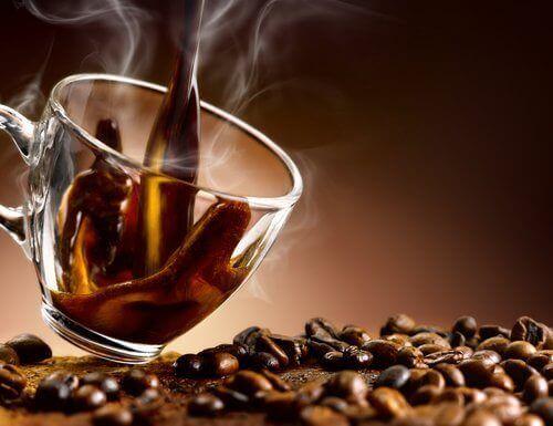 негативний вплив кави та чаю