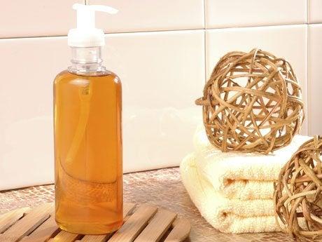 антибактеріальне мило як дезодорант