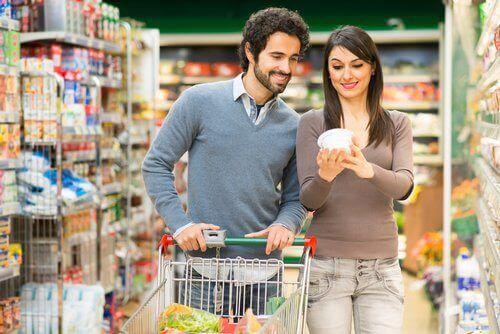 спалити калорії під час покупок