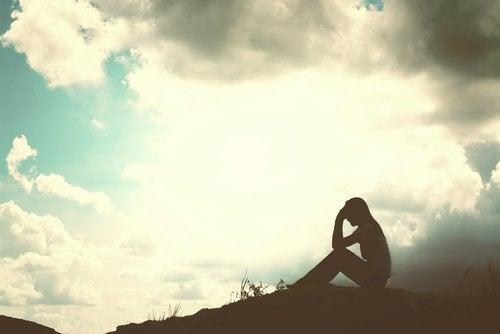 подолання смутку та депресії на природі