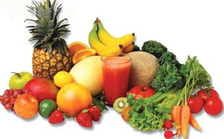 фрукти та овочі з сечогінним ефектом
