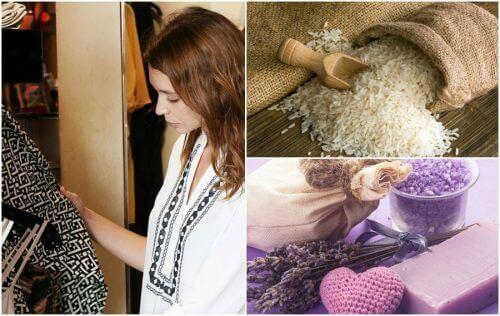 7 засобів, які усувають неприємний запах у шафі