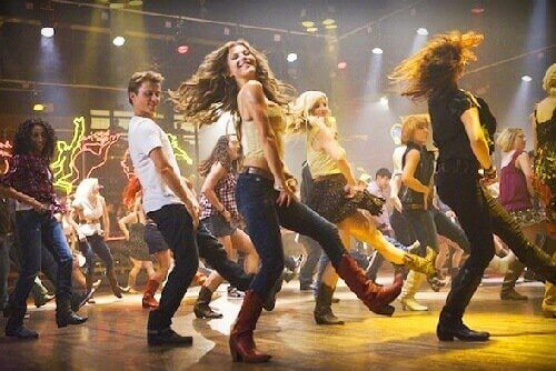 Танці допоможуть забути про хвилювання
