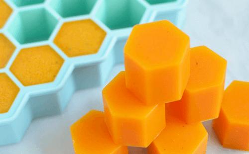 протизапальний засіб з медом, куркумою та желатином