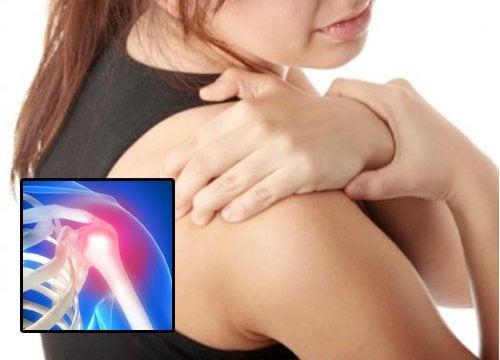 вправи для тендиніту плечового суглоба