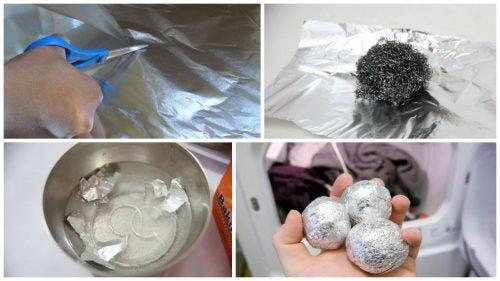 Способи використання алюмінієвої фольги: 8 варіантів