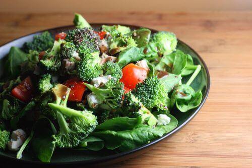 Насичені білками овочі для схуднення