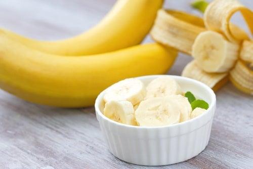 банани для лікування псоріазу
