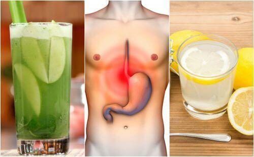 Найкращі засоби для зменшення шлункової кислоти