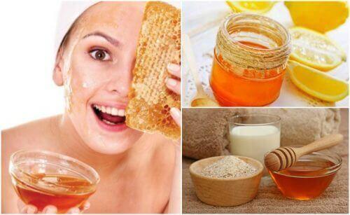 5 медових масок для зменшення зморшок