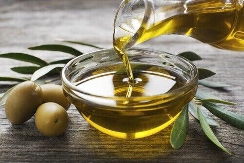 оливкова олія проти високого тиску