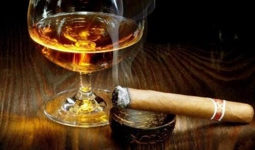 алкоголь та сигарети
