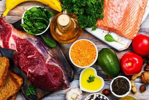 насичені білками овочі в раціоні