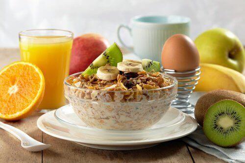 найкращі ситні сніданки