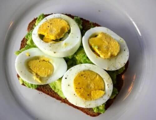 яйця на сніданок
