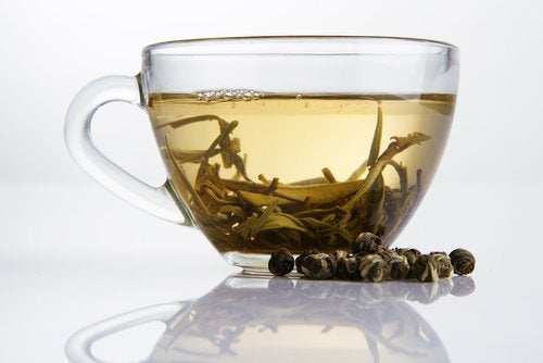 користь білого чаю