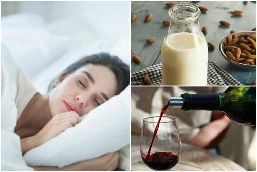 7 натуральних напоїв проти безсоння