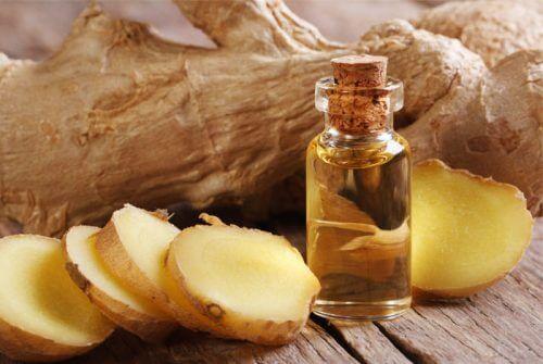 імбирна ефірна олія щоб позбутися бородавок