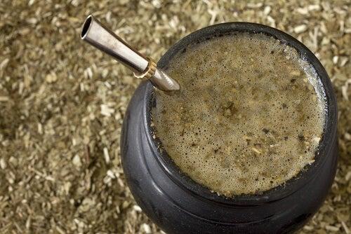 справжній чай мате