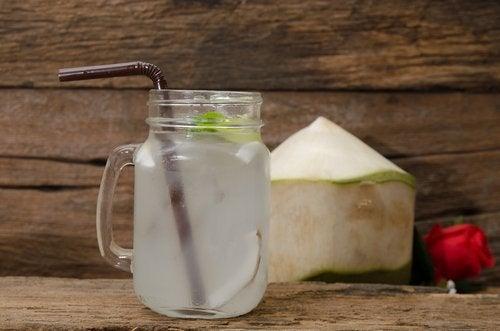 кокосова вода проти безсоння