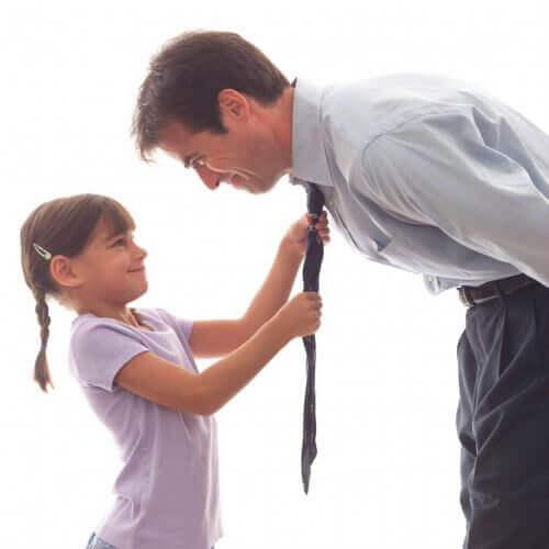 відповідальна донька виросте сильною жінкою