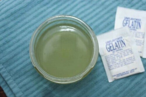 желатин усуває нервовий гастрит