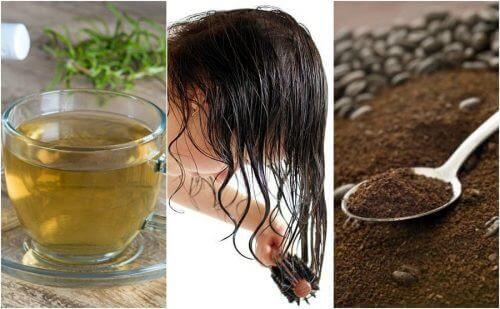 Сиве волосся: 5 натуральних засобів для запобігання