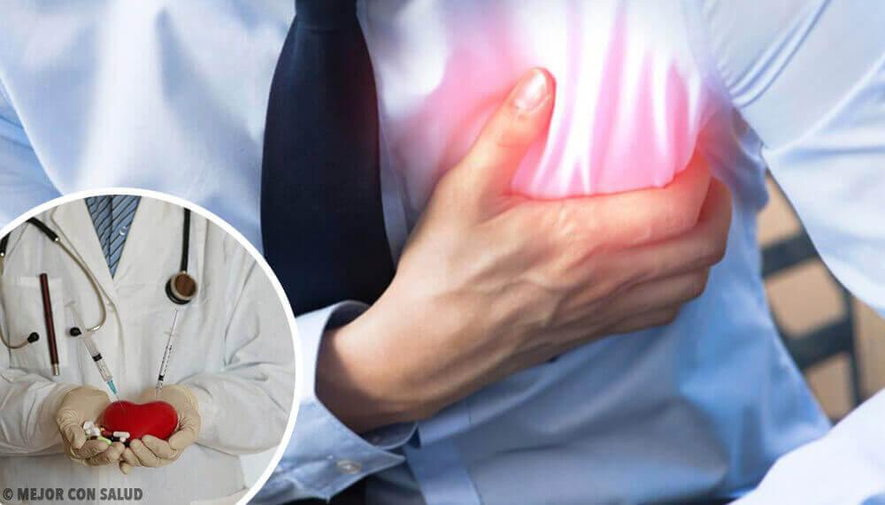 Причини болю у грудях