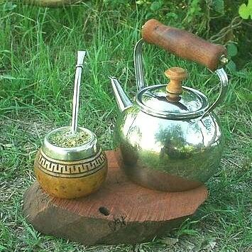 як зробити чай мате