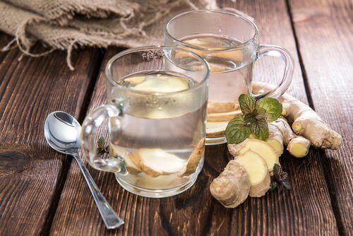 імбир та лимон є ефективними засобами від захворювань