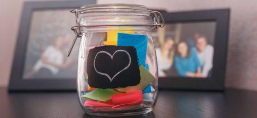 нотатки для банки щастя