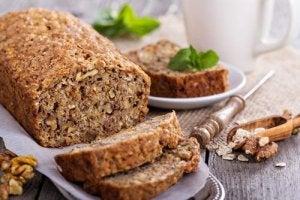 Спробуйте приготувати хліб, який не містить глютену