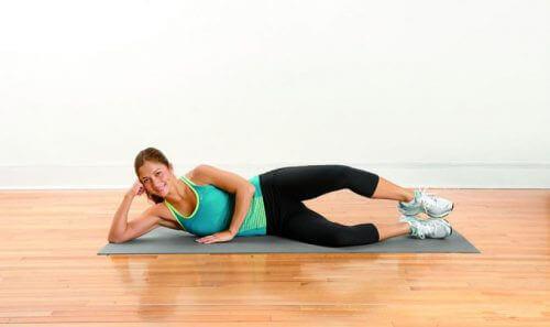 вправи на боці від болю у ногах