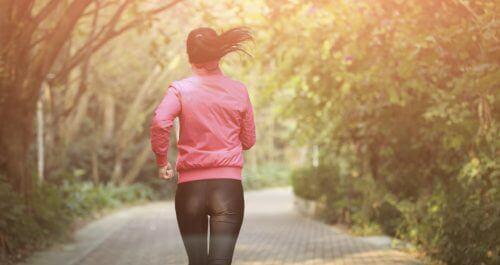 пробіжка - чудова медитація