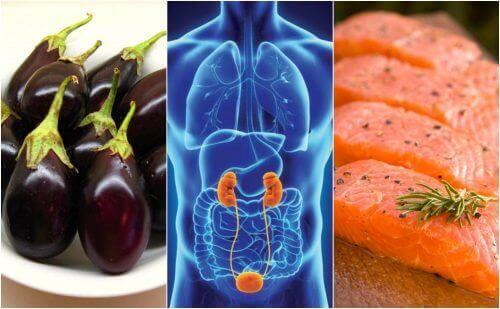 7 продуктів для покращення роботи нирок