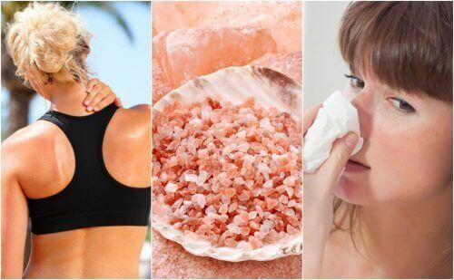 Рожева гімалайська сіль: 10 переваг