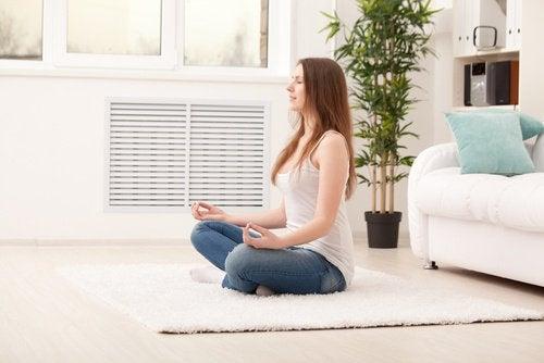 щоденна медитація для покращення самопочуття