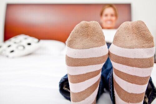 шкарпетки для покращення кровообігу