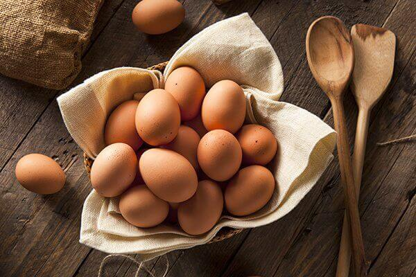визначіть свіжість яєць за датою на упаковці