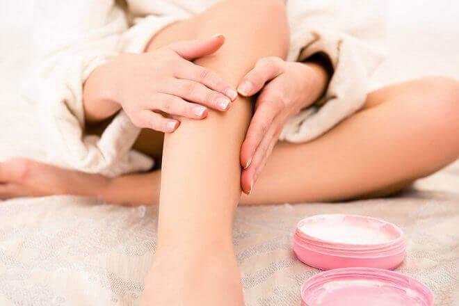 використання вазеліну після гоління