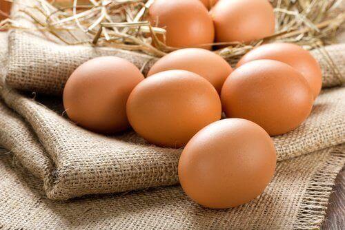 яйця допоможуть при анемії