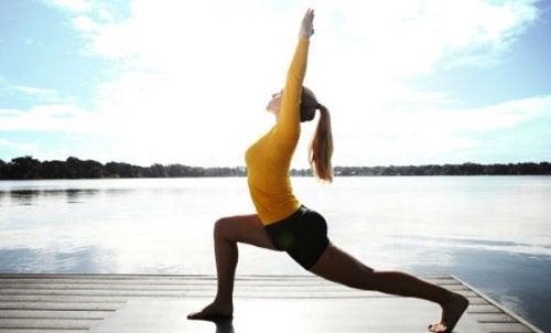 6 ефективних поз із йоги для втрати ваги