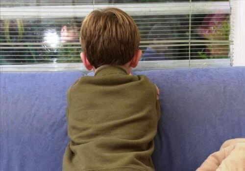 депресія свідчить про насильство над дітьми