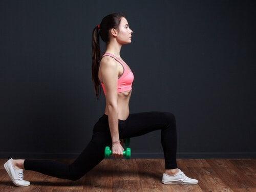 вправ для підтягнутих сідниць і ніг